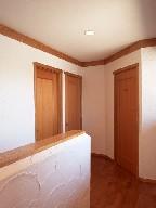western style door